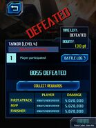 Screenshot by 24839061 - Into the Abyss - Tankor Boss Level 4 - Defeated Solo