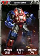 (Autobots) Autobot Gears - Robot