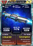 Optimus Prime (3) Weapon