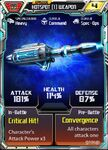 Hotspot (1) Weapon