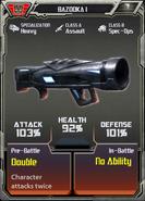 (Autobots) Bazooka I