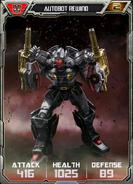 (Autobots) Autobot Rewind - Robot
