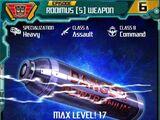Rodimus (5) Weapon