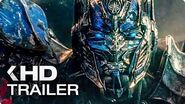 TRANSFORMERS 5- The Last Knight Trailer (2017)