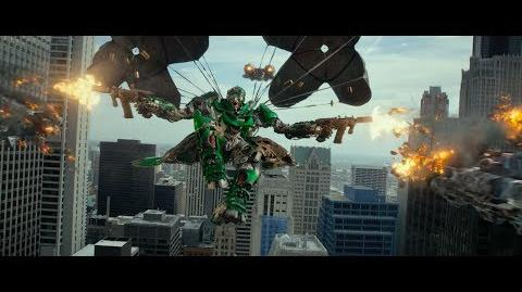 Transformers Age of Extinction Big Game Spot