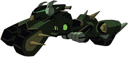 Transformers Animated Oil Slick motorbike.jpg