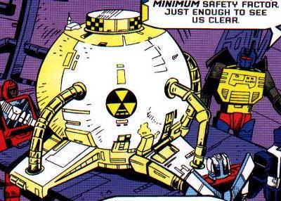 Chaosmaster Bomb