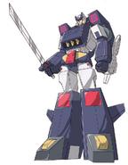 Transformers G1 cartoon Drift