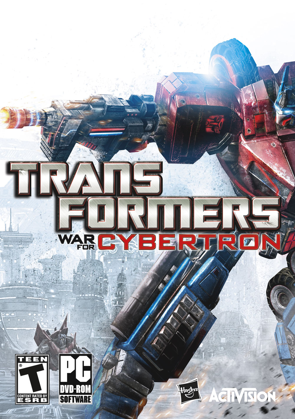 Transformers: War for Cybertron (PC)