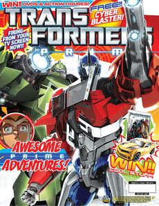 Transformers Comic issue 4.4