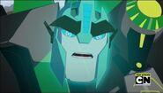 Micronus Speaks to Optimus (Season 2)