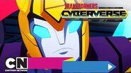 Transformers Cyberverse Der Allspark (Ganze Folge) Cartoon Network