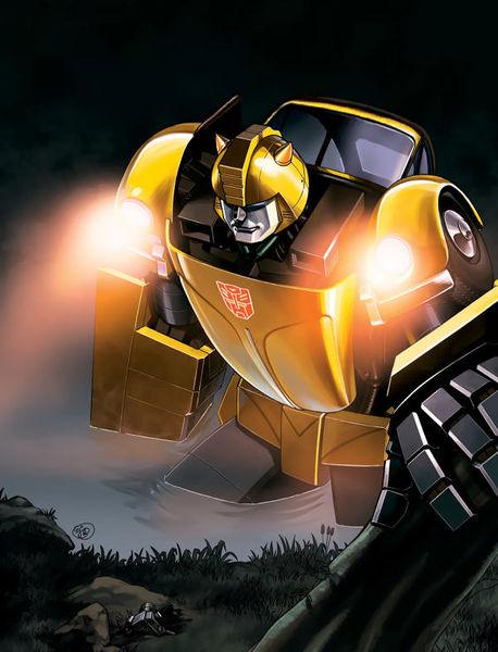 Bumblebee (IDW (2005))
