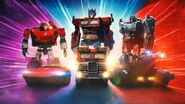 Transformers War for Cybertron Earthrise Poster 3