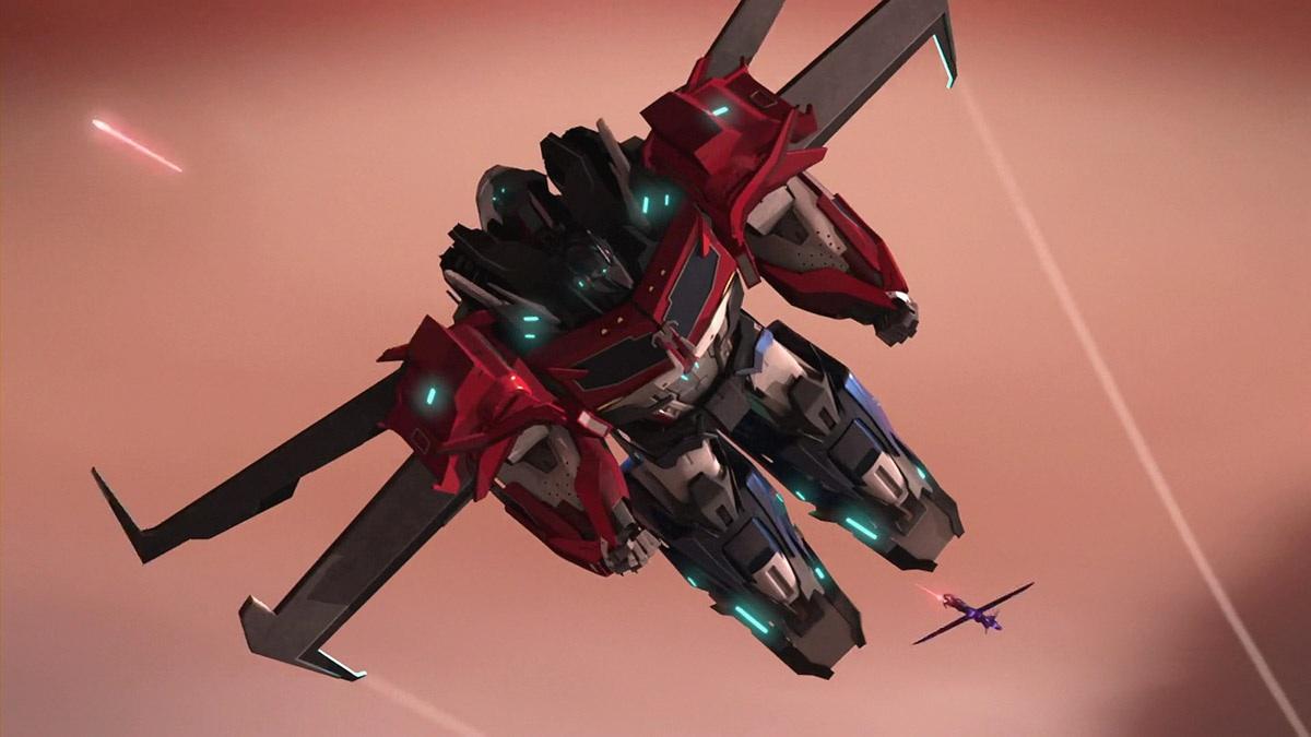 Optimus's Jet Pack