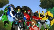 More than meets the eye Autobots and Denny