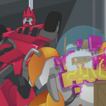Sideswipe, Cody and Blades.png