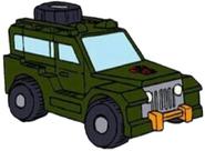 G1 Brawn jeep