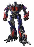 Optimus Prime Movie
