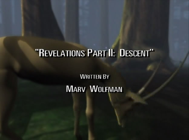 Revelations Part II: Descent