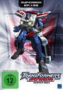 Transformers Armada Superbox
