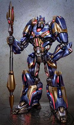 Sentinel Zeta Prime