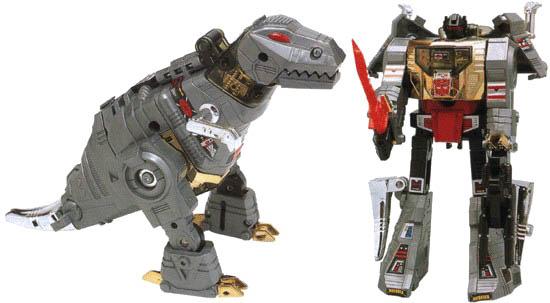 Grimlock (G1)/toys