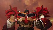 Minus One screenshot Optimus Prime