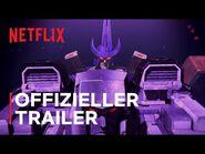 Transformers- War for Cybertron- Erdaufgang - Offizieller Trailer - Netflix