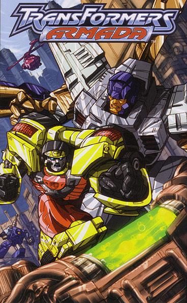 Armada (mini-comic)