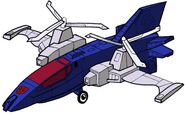 G1 Highbrow helicopter