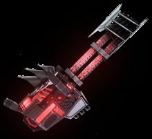Bismuth Minigun