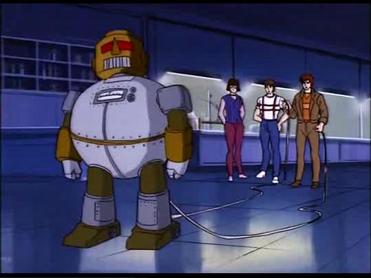 B.O.T. (robot)