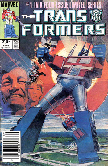 The Transformers (Marvel Comics)