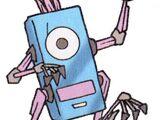 Real Gear Robot