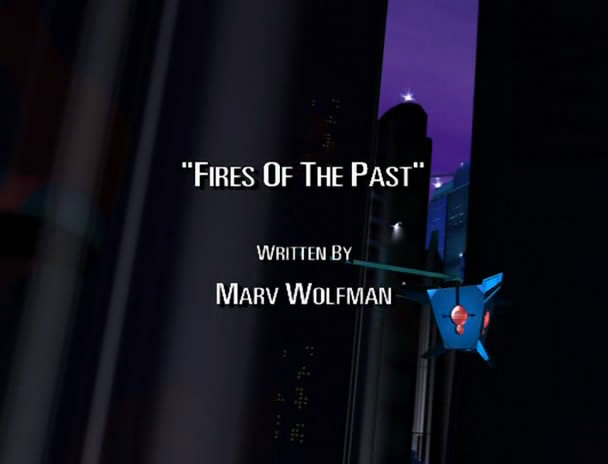Fires of the Past