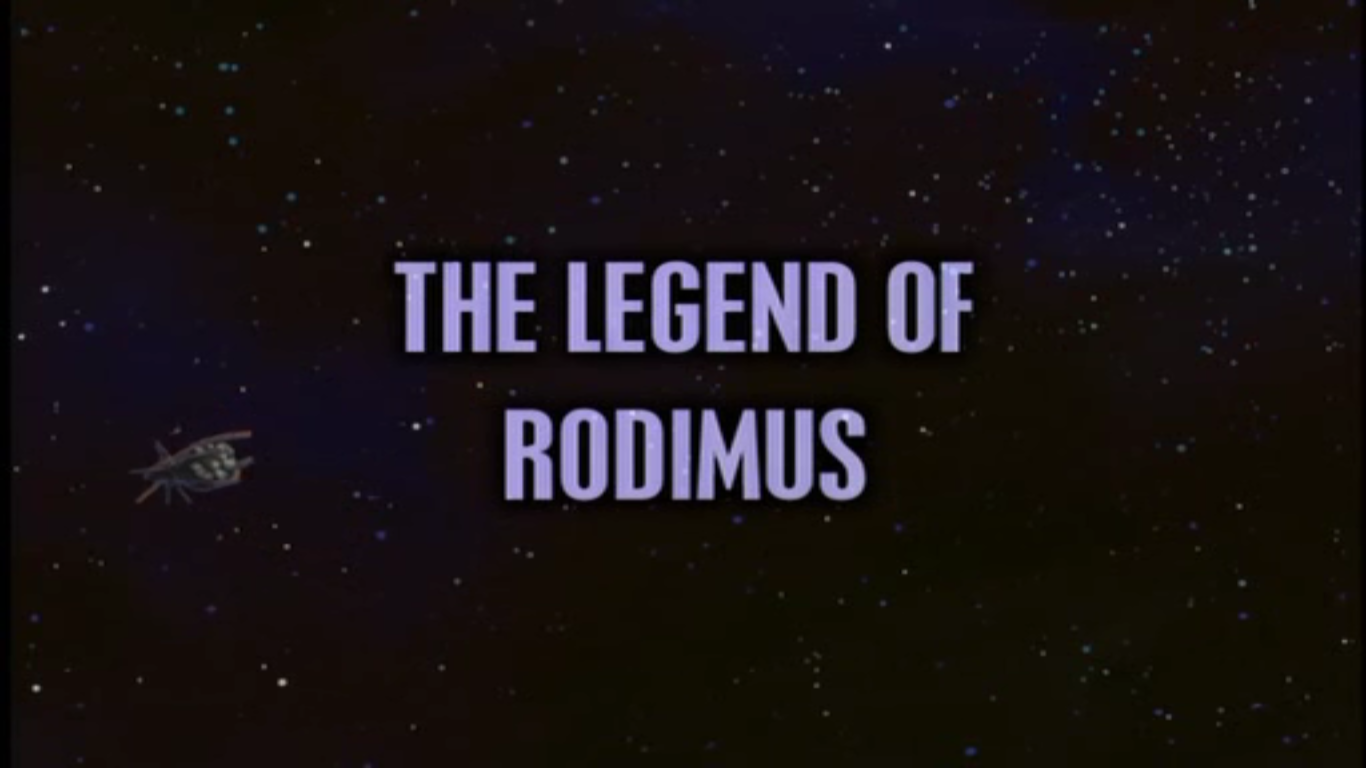 The Legend of Rodimus