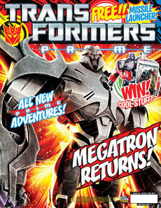 Transformers Comic issue 4.2