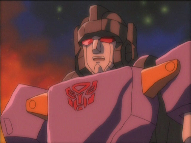 Arrogant Autobot officer