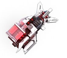 Retriban Beam Gun