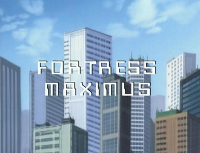 Fortress Maximus (episode)