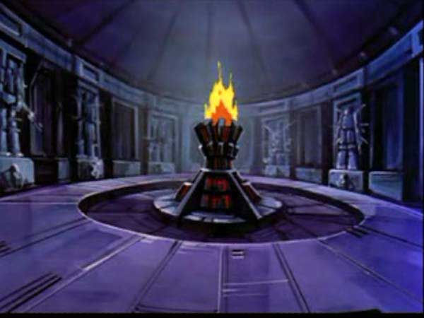 Decepticon Crypt