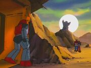 Transport to Oblivion Cliffjumper Shoots the Rock.jpg