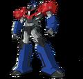 Optimus Prime Robots in Disguise
