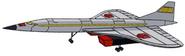 G1 Silverbolt jet