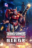 Transformers War For Cybertron Trilogy Siege Elita One