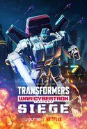 Transformers War For Cybertron Trilogy Siege Jetfire