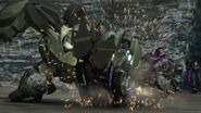Chain of Command Bulkhead smash Vehicon