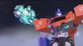 Optimus & Micronus Prime