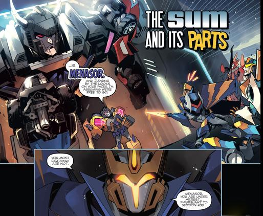The Sum and Its Parts